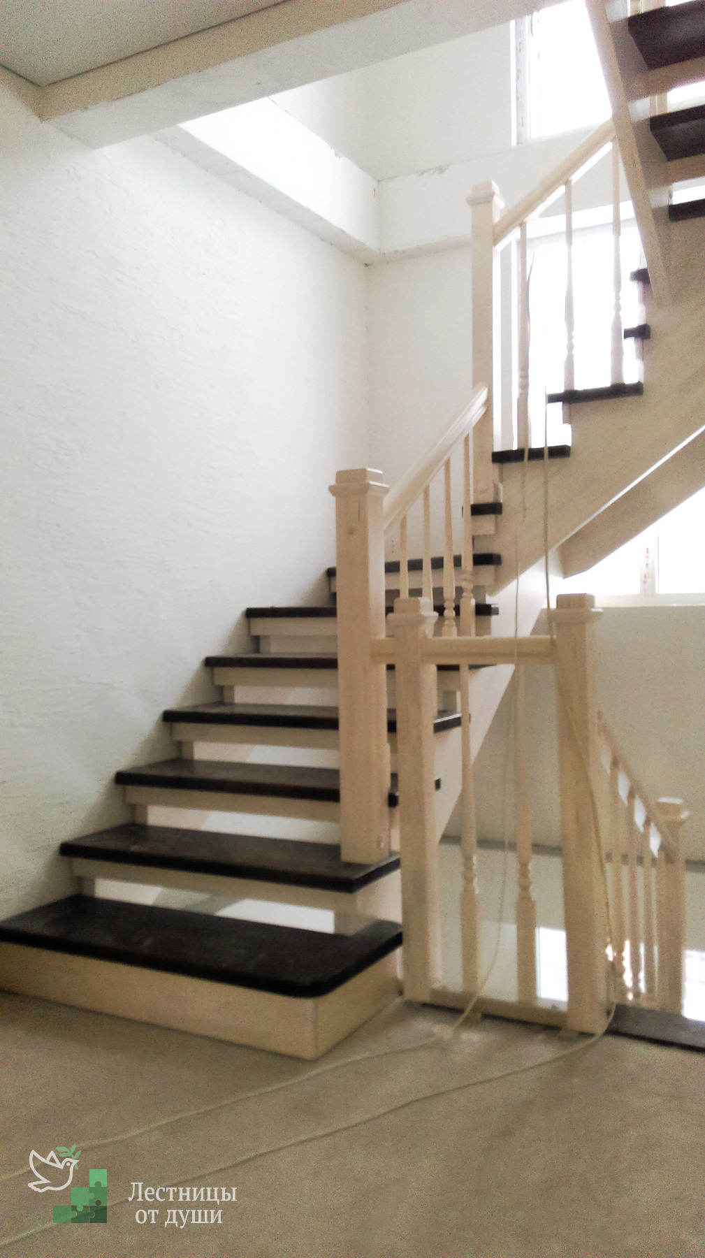 Лестница в Северном Бутово