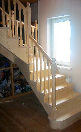 Лестницы для дачи и дома недорого
